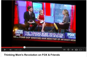 Alison MacNeil interview on Fox