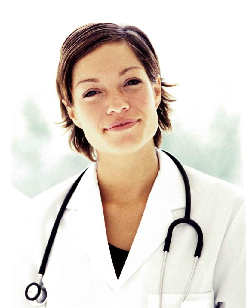 female-doctor  Female