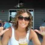 Enjoying a Sunshine Pils at Troegs Brewing Co! ☼