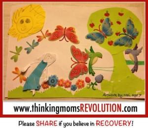 TMR Meme Believe in Recovery by Mei