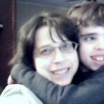 luke mommy hug