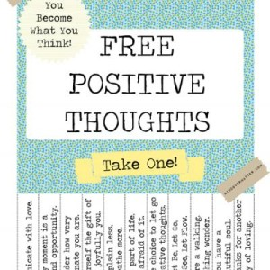 http://lifeloveandmusic.net/5-strategies-to-stop-negative-thinking/free-positive-thoughts-poster-free-printables/