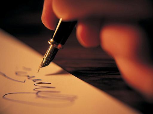 handwritten-letterA