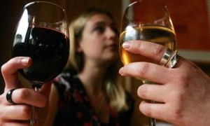 Rev girl wine