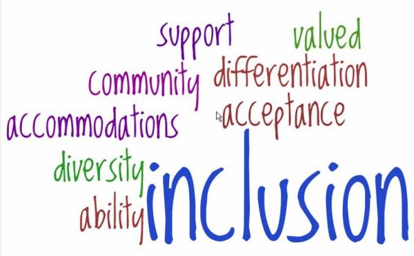 Inclusion Wordie