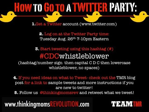 twitter party