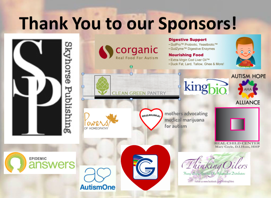 Homeopathy eConf Sponsors