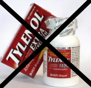 no-tylenol