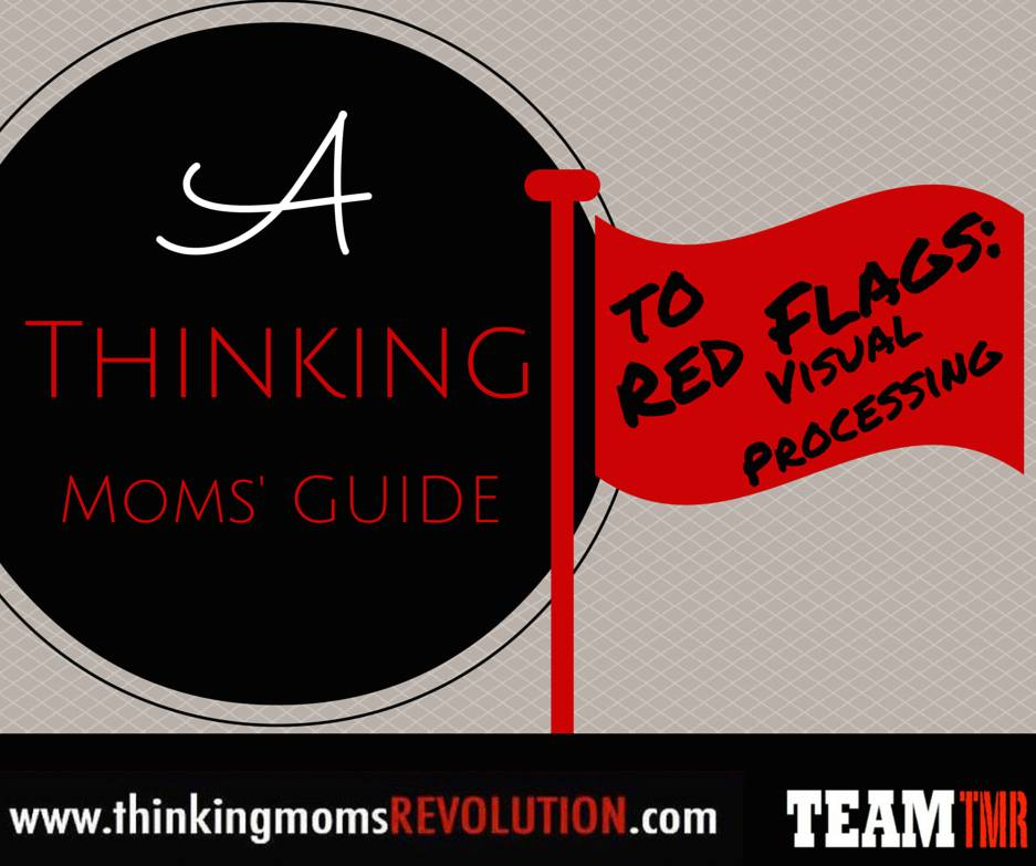 Red flags - visual processing
