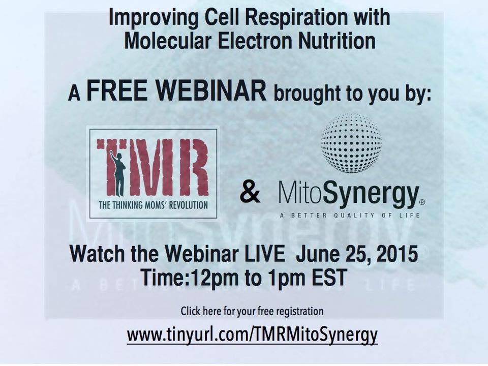 mitosynergy webinar