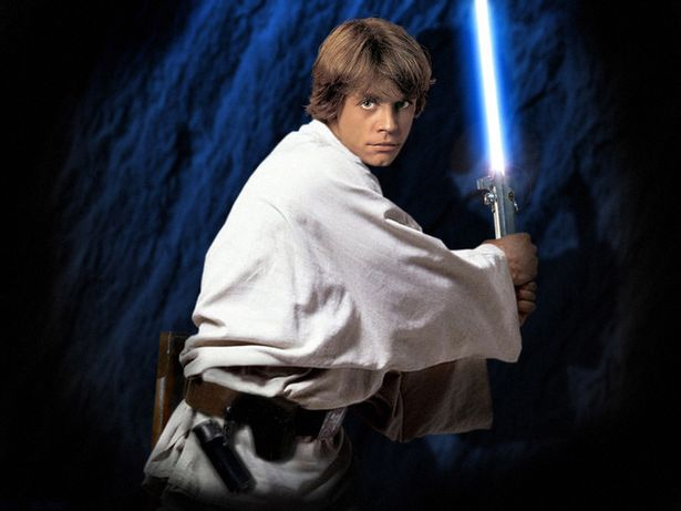 Luke Skywalker of Star Wars