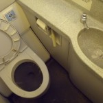 airplane bathroom