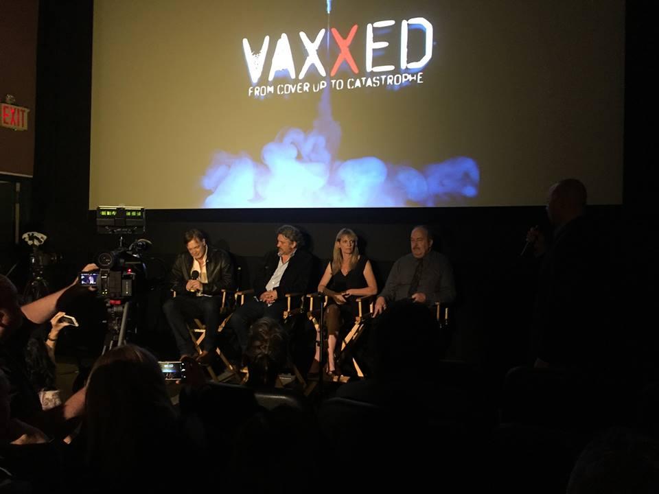 vaxxed Q&A